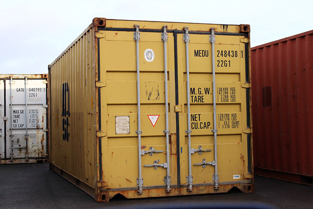 How Much Does It Cost To Paint A Truck >> How Much Does a Shipping Container Cost? - Trucker Tool ...