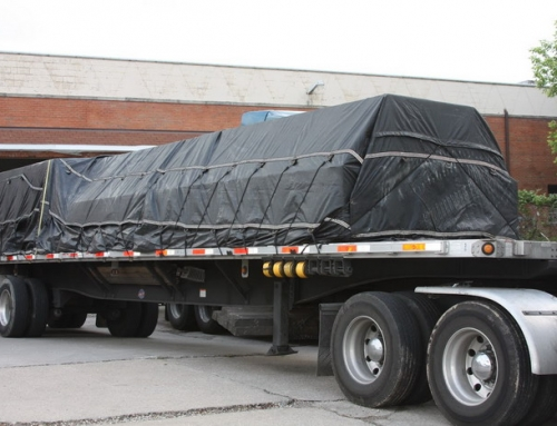 3 Things Truckers Know about Their Tarps