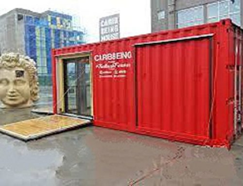 Weizhengheng Easy Install Prefabricated Container House, 20FT