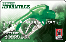 dieseladvantagecard1 - Is a Fuelman Fleet Card Right for Your Business
