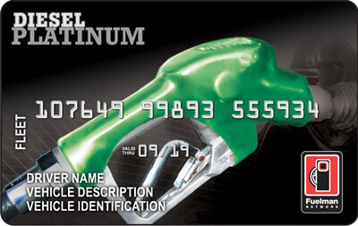 fc diesel platinum card1 - Is a Fuelman Fleet Card Right for Your Business